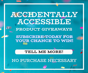 Subscribe to the newsletter to be eligible for sponsor giveaways. It's free.