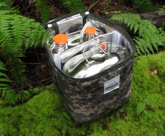 Old Faithful Flameless Geyser Portable Cooking System