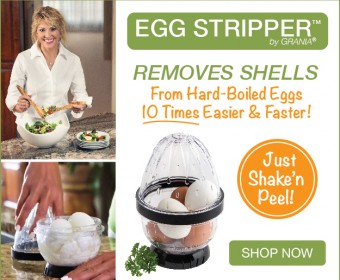 EGG STRIPPER™ by GRANIA®