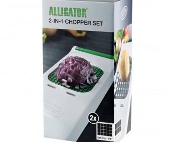 Alligator Chopper Set