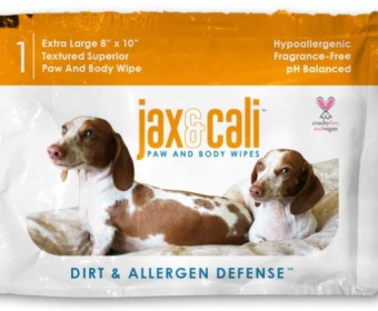Jax & Cali Paw and Body Wipes