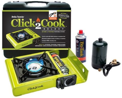 Click2Cook Select Portable Stove