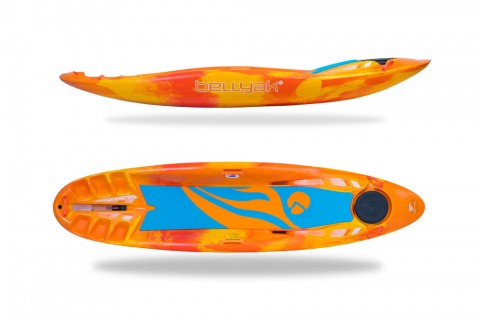 Frequency Kayak