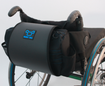 Dynamic Backrest Bag