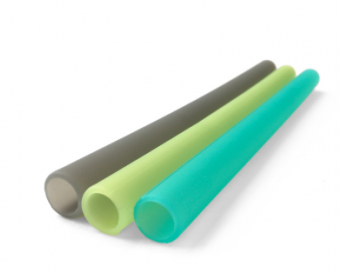 GoSili Reusable Extra Wide Silicone Straws