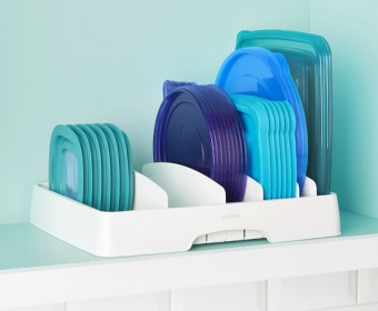 StoraLid Container Lid Organizer