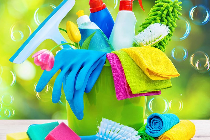 Cleaning & Sanitizing