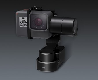 WG2X Wearable Action Camera Gimbal