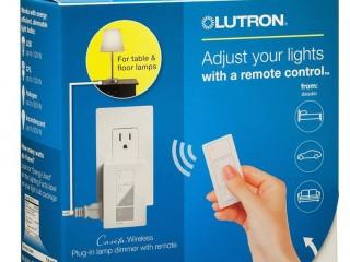 Caseta Wireless Plugin lamp dimmer