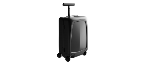 Ovis Suitcase by ForwardX Robotics