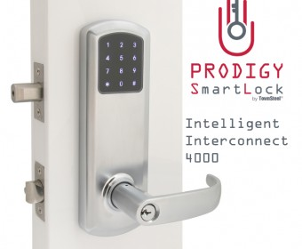 Prodigy SmartLock Intelligent Interconnect 4000 by TownSteel
